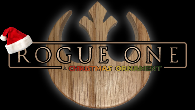 Making a Rogue One Christmas Ornament | Rebel Force | How To